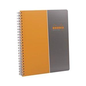 Cahier spirale 21 x 29.7 cm - 180 pages