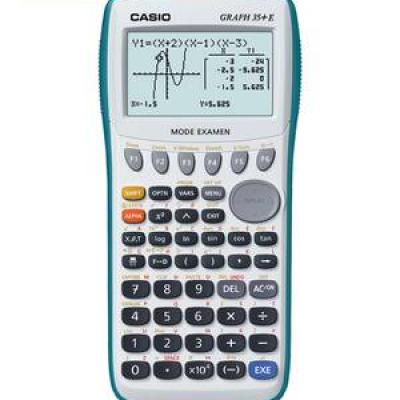 Calculatrice graphique 35+