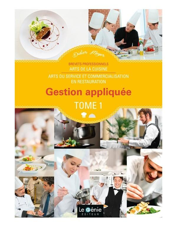 Gestion appliquee tome 1