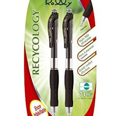 Stylo Rolly recycology